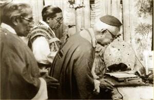 Consecration of Bps. Carmora and Zamora, 1981.