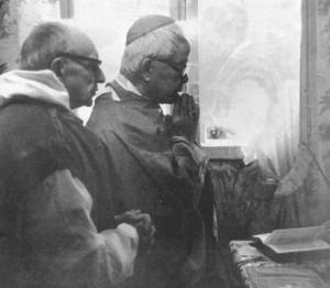Consecration of Bp. Guérard, 1981