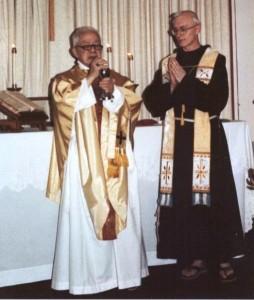 Offering Mass, Rochester, 1982.